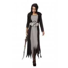 Halloween Vleermuis Van De Nacht Vrouw Kostuum