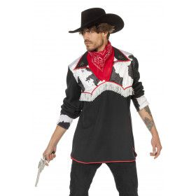 Knallende Colt Cowboy Man