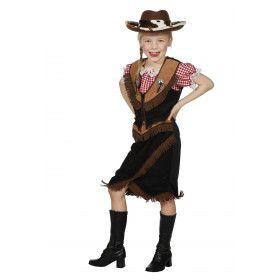 Cowgirl Oakley Meisje Kostuum