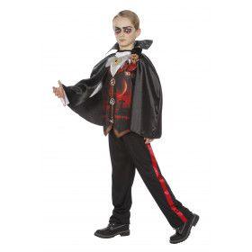Dracula Zuigbloed Jongen Kostuum