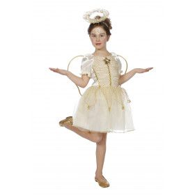 Engel Angelina Meisje Kostuum