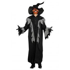 Waanzinnige Wijze Wizard Man Kostuum