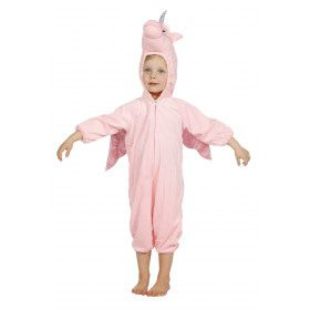 Fantastische Eenhoorn Roze Meisje Kostuum