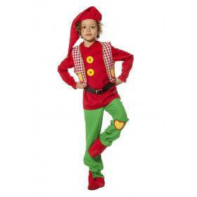 He Ho He Ho Kabouter Sprookjes Kind Kostuum