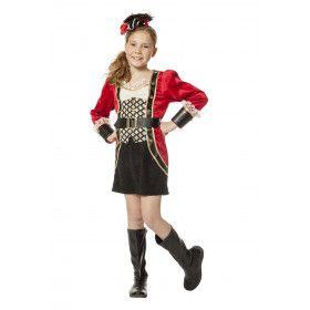 Kaap De Goede Hoop Pirate Meisje Kostuum