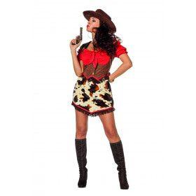 Hete Colt Cowboy Vrouw Kostuum