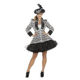 Zwarte Show Jas Opera Vrouw