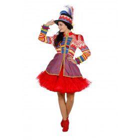 Krankzinnige Jas Circus Act Vrouw