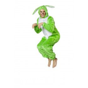 Lekker Opvallende Haas Neon-Groen Kostuum
