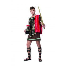 Romeinse Soldaat Gallische Veldtocht Man Kostuum