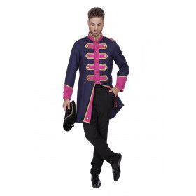 Minder Stoere Uniform Jas Burgeroorlog Man