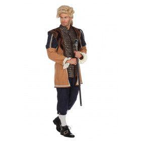 Lakei Aan Het Franse Hof Man Kostuum