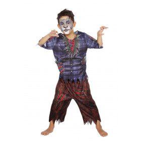 Scherpe Tanden Weerwolf Kind Kostuum