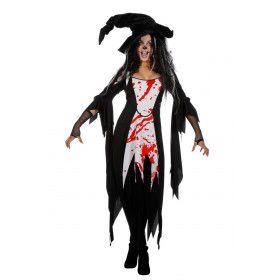 Bloedige Heks Bloody Mary Vrouw Kostuum