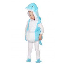 Dolly Flipper Dolfijn Kind Kostuum