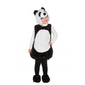 Kleine Reuzenpanda Kind Kostuum