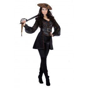 Henrike Hakvoort Woeste Baren Piraat Vrouw Kostuum