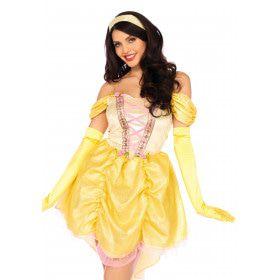 Betoverende Schoonheid Prinses Vrouw Kostuum