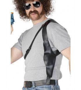Zwart Schouder Holster Undercover Agent