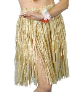 56cm Hawaiiaanse Hula Rok