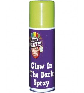 Glow-In-Dark Spray