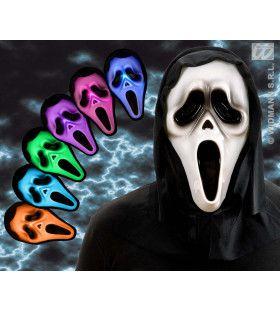 Masker Geest Meerkleurig Lichtgevend