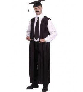 Amerikaanse Docent Man Kostuum