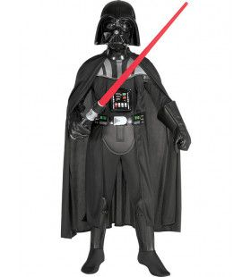 Darth Vader Jongen Kostuum