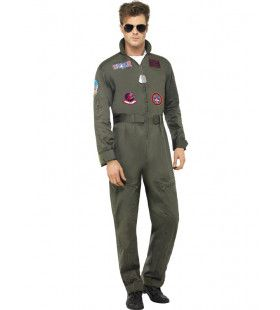 Top Gun Airborn Man Kostuum