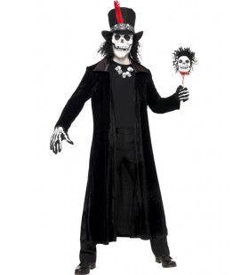 Voodoo Man Jas Kostuum