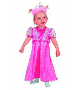 Mierzoete Prinses ( Baby) Meisje Kostuum