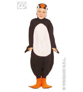 IJskoud Pinguin Kind Kostuum