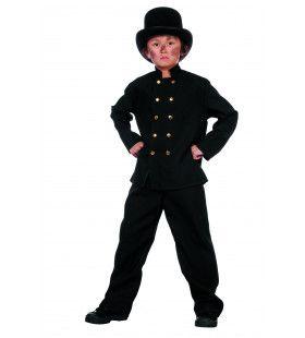 Dickens Schoorsteenveger Jongen Kostuum