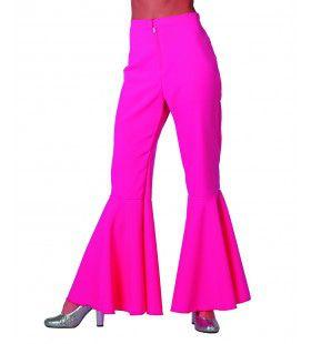 Dancing Pink Hippie Broek Bi-Stretch