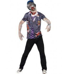 Zombie Schooljongen