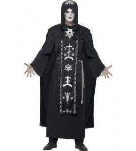 Santeria Donkere Krachten Man Kostuum