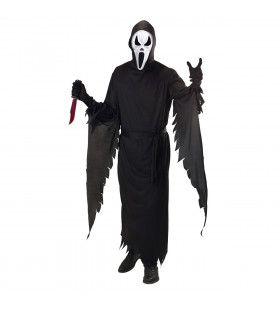 Screaming Ghost Man Kostuum