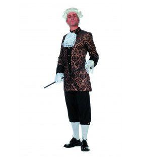 Markies Louis De Sade Man Kostuum