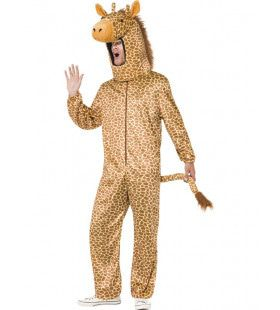 Over The Top Giraffe Man Kostuum