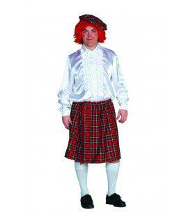 Traditionele Schotse Rok Man Kostuum