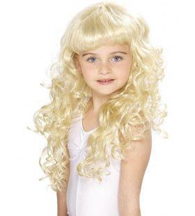 Kind Prinses Pruik