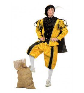 Gele Piet Kostuum