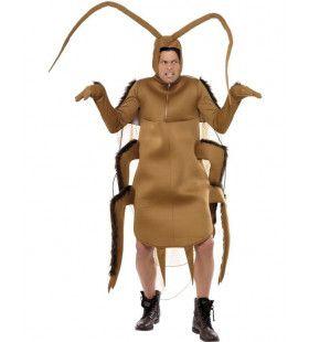 Cockroach Man Kostuum