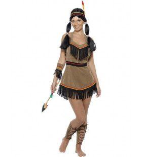 Indiaanse Kostuum Vrouw