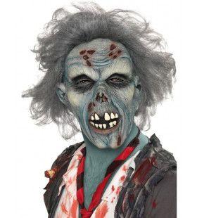 Rottende Zombie Masker Kogelgaten