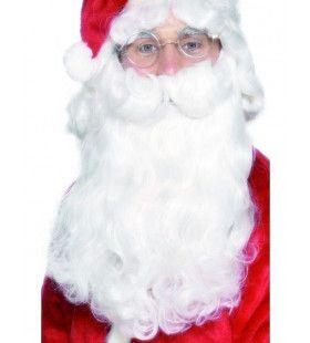 Luxe Kerstman Baard Man