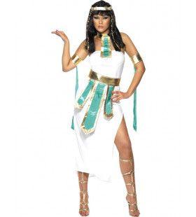 Jewel Of The Nile Cleopatra Vrouw Kostuum