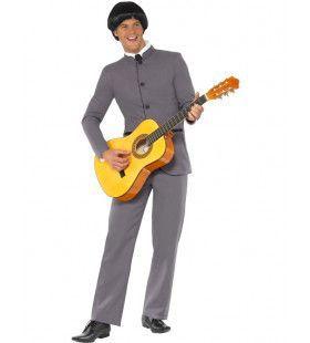 Jaren 60 Beatles Man Kostuum