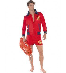 Baywatch Man Kostuum