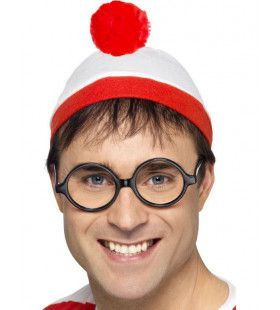 Waar Is Wally Hoed & Bril